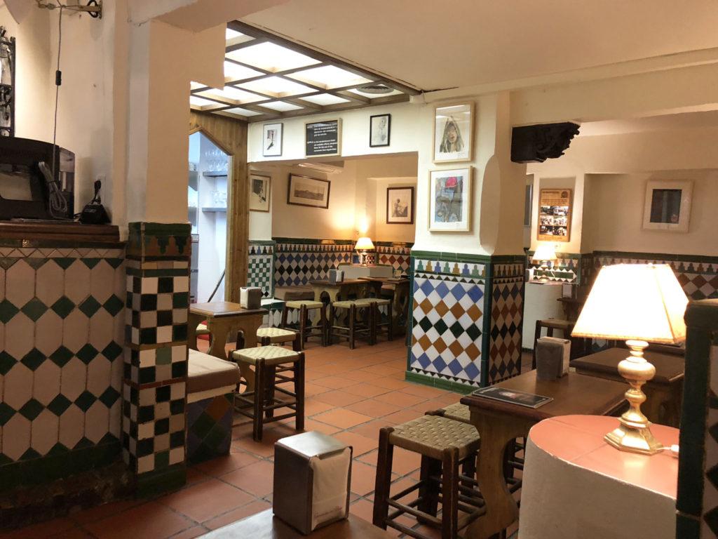 Tapas Bar, La Trasienda, Granada, best tapas bars in Granada