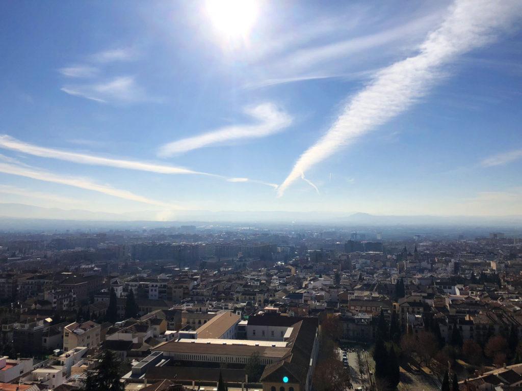 View, Panorama, Granada, Drinks, best tapas bars granada