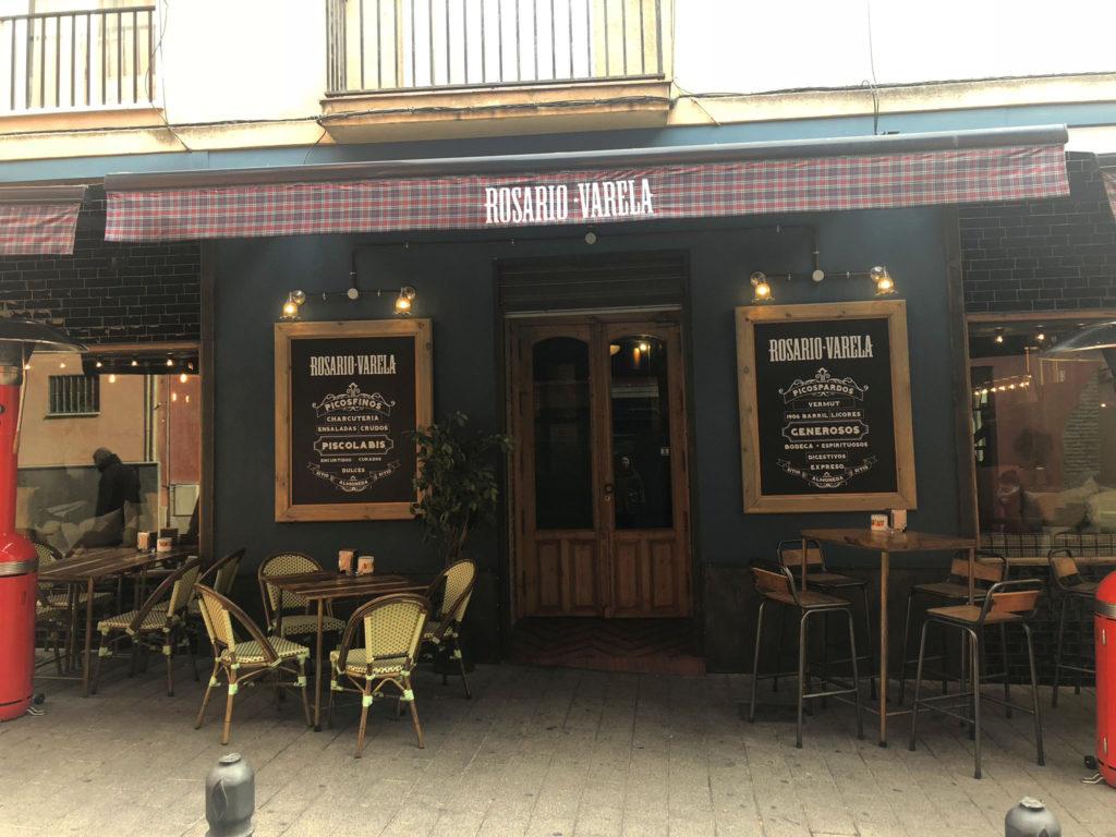 Rosario Varela, Italian, Tapas, Granada best tapas bars granada