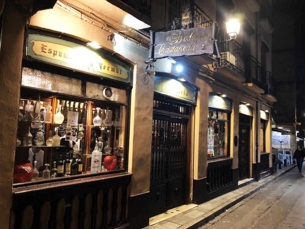 Bodegas Castenada, Tapas, Granada, best tapas bars in Granada