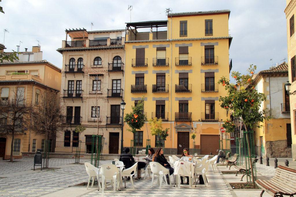 Plaza, Tapas, Granada, Palique, Sunbest tapas bars in granada