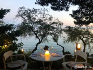 Dvor the best restaurant in Split, Croatia