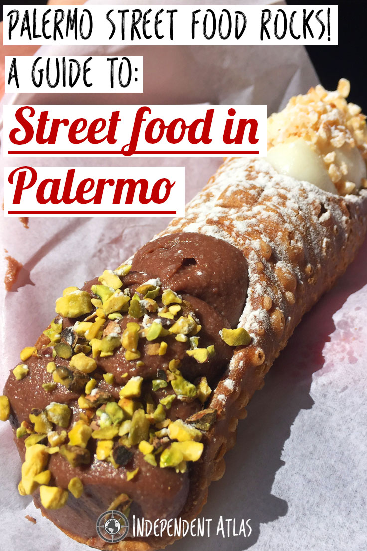 Palrmo street food street food in Palermo Pinterest Pin